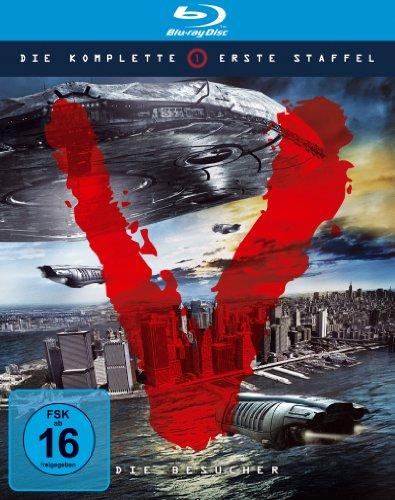 V - Die Besucher - Staffel 1 [Blu-ray]