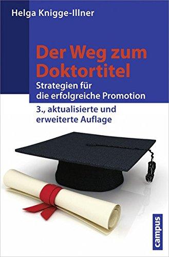 Der Weg zum Doktortitel: Strategien für die erfolgreiche Promotion