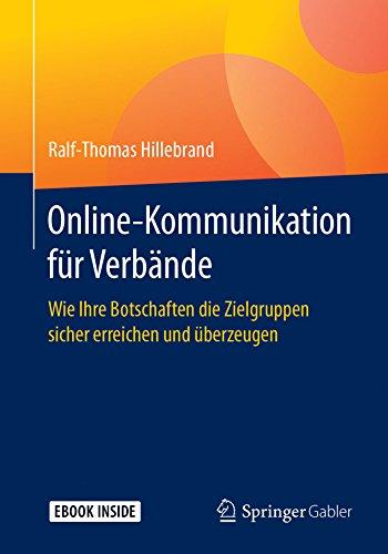 Online-Kommunikation für Verbände: Wie Ihre Botschaften die Zielgruppen sicher erreichen und überzeugen